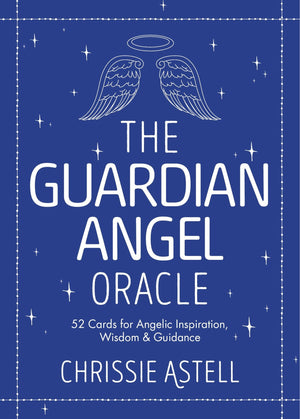 The Guardian Angel Oracle Cards & Guidebook || Chrissie Astell