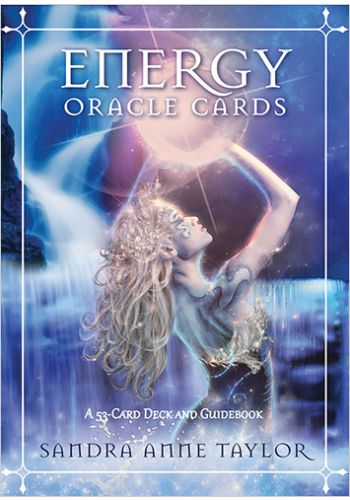 Energy Oracle Cards & Guidebooks || Sandra Anne Taylor