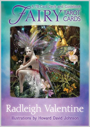 Fairy Tarot Cards & Guidebook || Radleigh Valentine