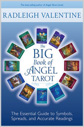 The Big Book of Angel Tarot (Paperback) || Radleigh Valentine