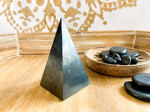 Shungite High Pyramid