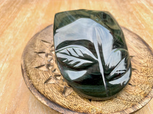 Rainbow Obsidian Flower