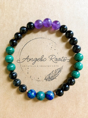 Arthritis Support Bracelet || Reiki Infused