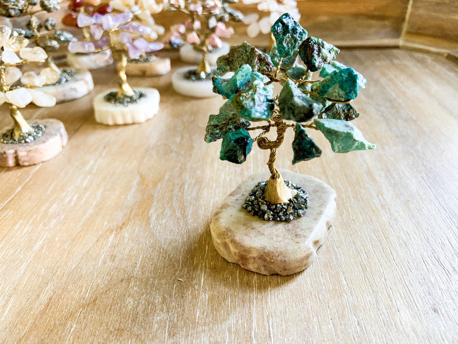 Crystal Bonsai Mini Tree