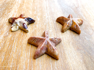 Soapstone Animal Critters Starfish