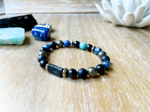 EMF Protection Bracelet || Reiki Infused
