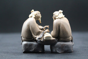 Vintage Japanese Mud Men | Guzheng