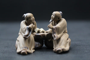 Vintage Chinese Mud Men | Opus