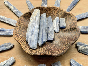 Kyanite Raw Blade