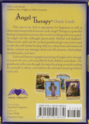 Angel Therapy || Doreen Virtue