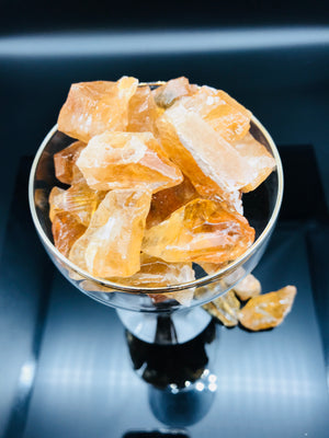 Mexican Citrine Raw
