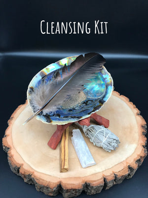 Cleansing & Smudging Kit