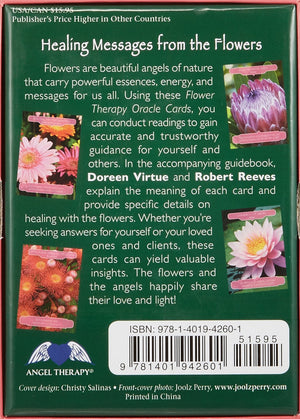 Flower Therapy || Doreen Virtue & Robert Reeves