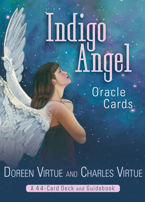 Indigo Angel || Doreen Virtue & Charles Virtue