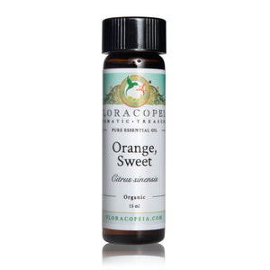 Sweet Orange Essential Oil || 15 ml