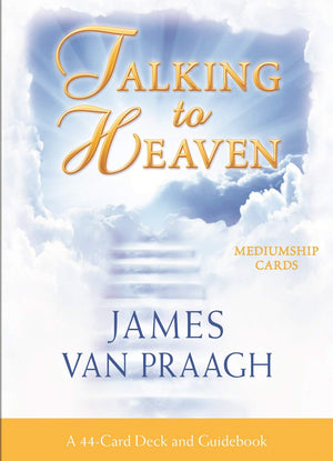 Talking to Heaven Oracle Cards & Guidebook || James Van Praagh