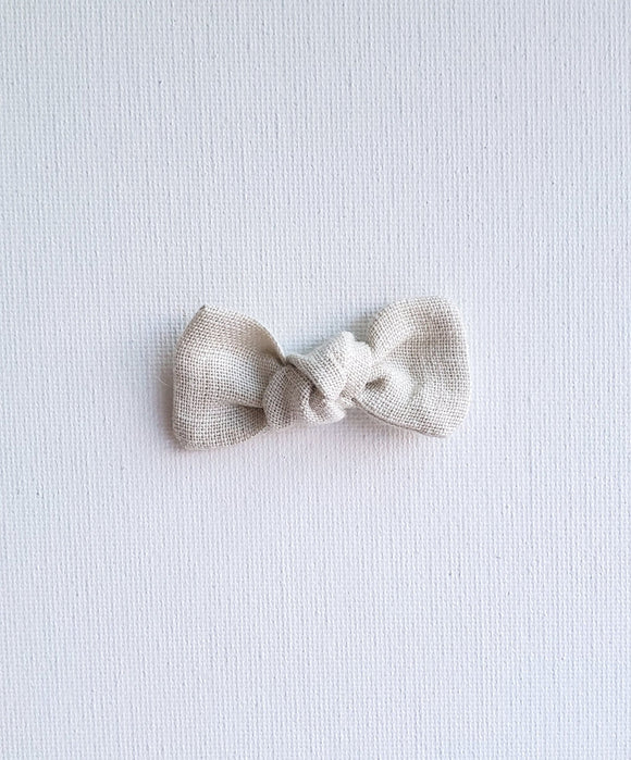 Knotted Mini- Antique White
