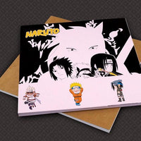 Naruto Coloring Book (72 pages)
