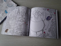Secret Garden Coloring Book (100 pages)