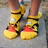 The Simpsons Family Socks (4 pairs)