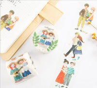 Sweet Couple Washi Tape
