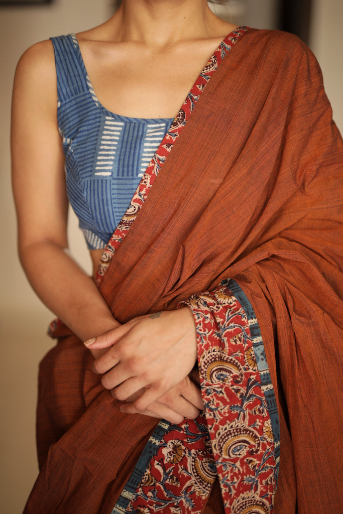 Brown | Kalamkari