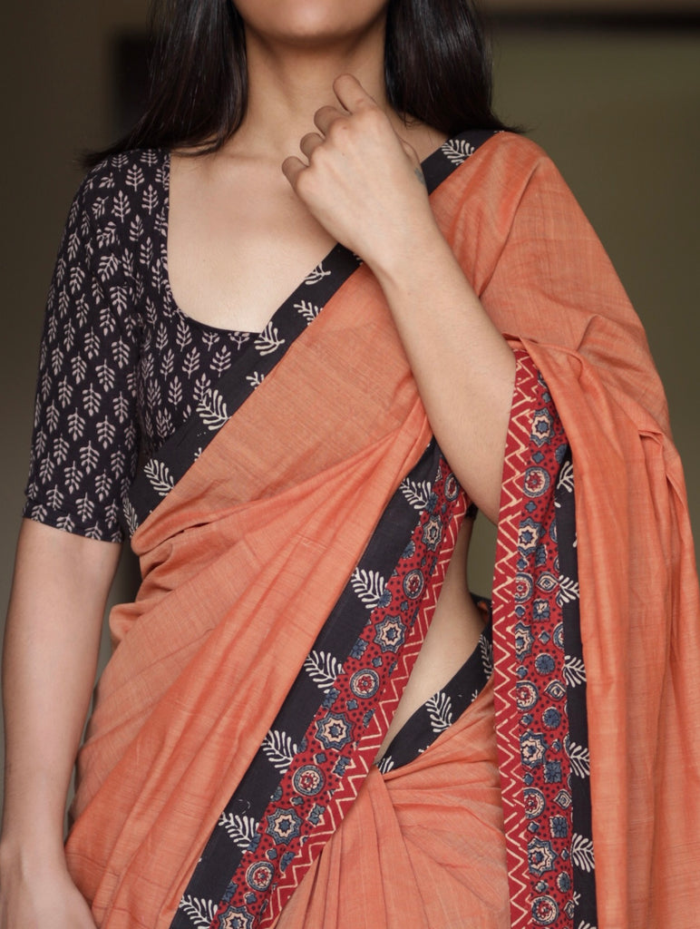 Dull Orange | Ajrak