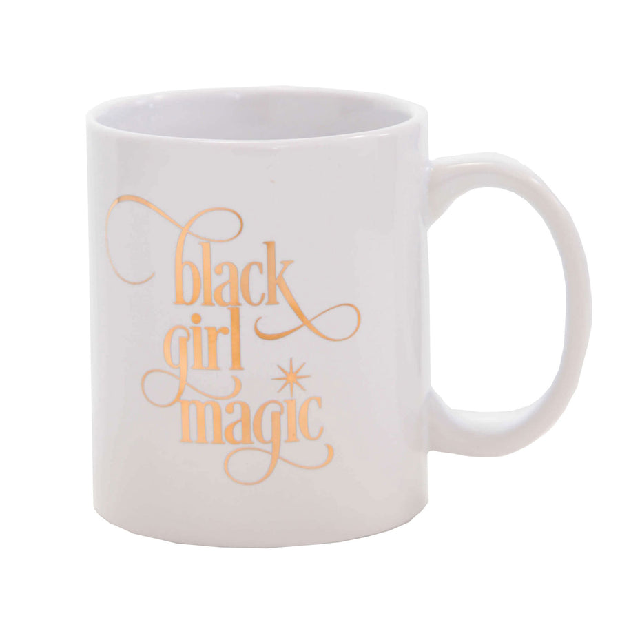 BLACK GIRL MAGIC COFFEE MUG