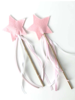 FAIRY PRINCESS FELT WANDS