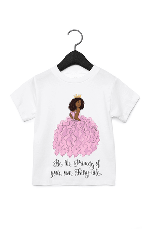 PRINCESS SWAN LAKE SHORT SLEEVE TEE (YOUTH)