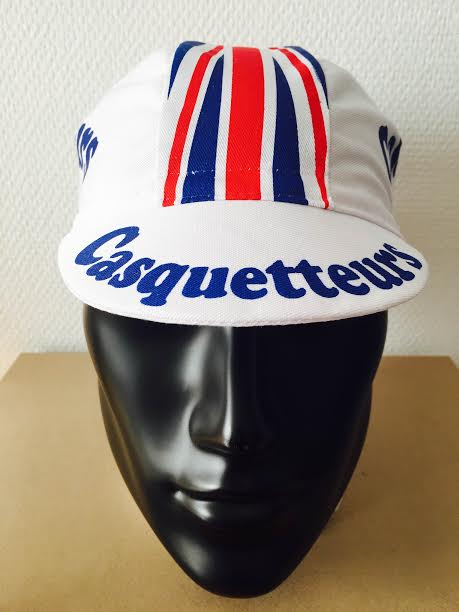 Casquetteurs Angleterre