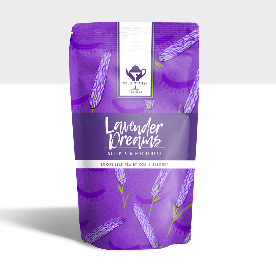 Lavender Dreams - For Evening Anxiety & Sleep