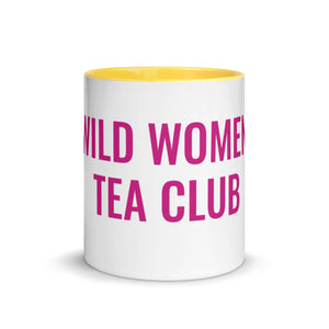 Wild Women Tea Club Mug