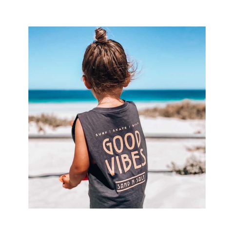 SSB GOOD VIBES RAW TANK