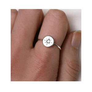 Dainty Enchanted Light Ring