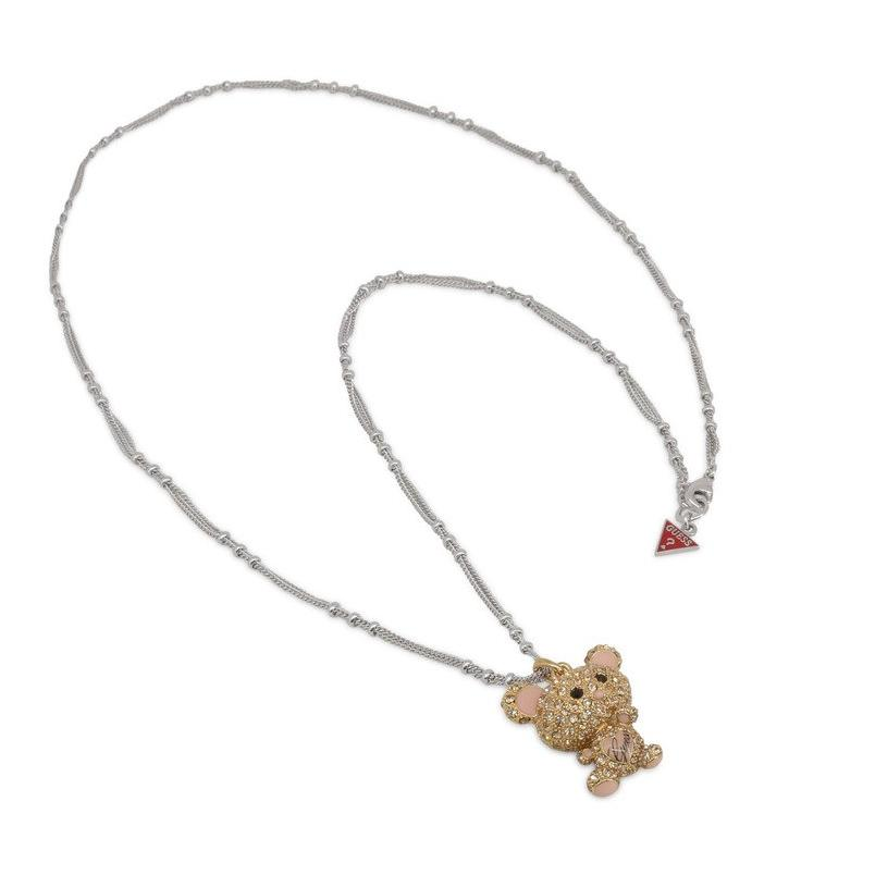 Guess Bear Necklace