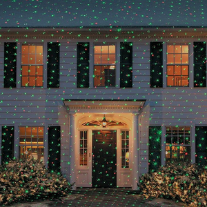 (50% OFF Today)  New Year Christmas Star Lights Laser Showers Projector