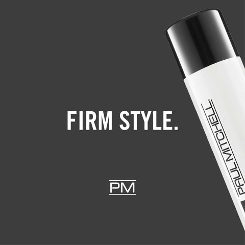 Paul Mitchell Firm Style
