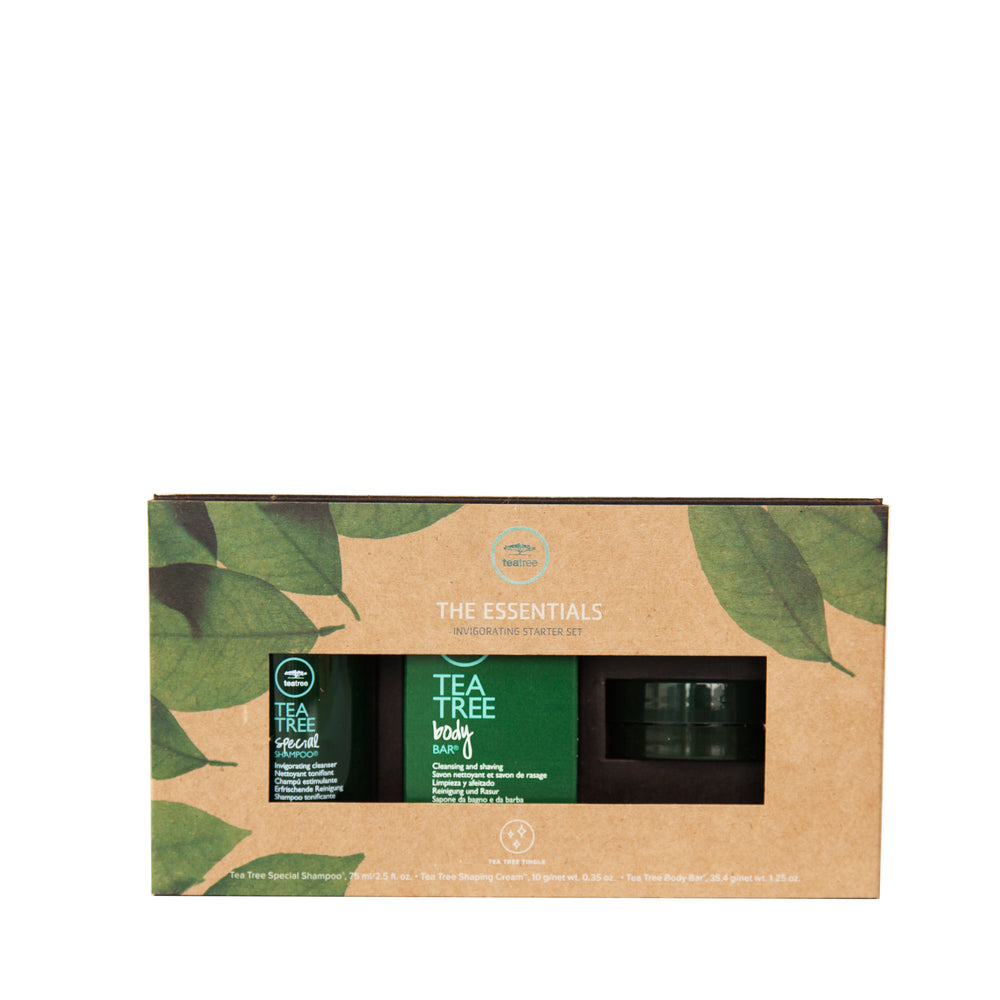 Tea Tree Tingle Trial Kit