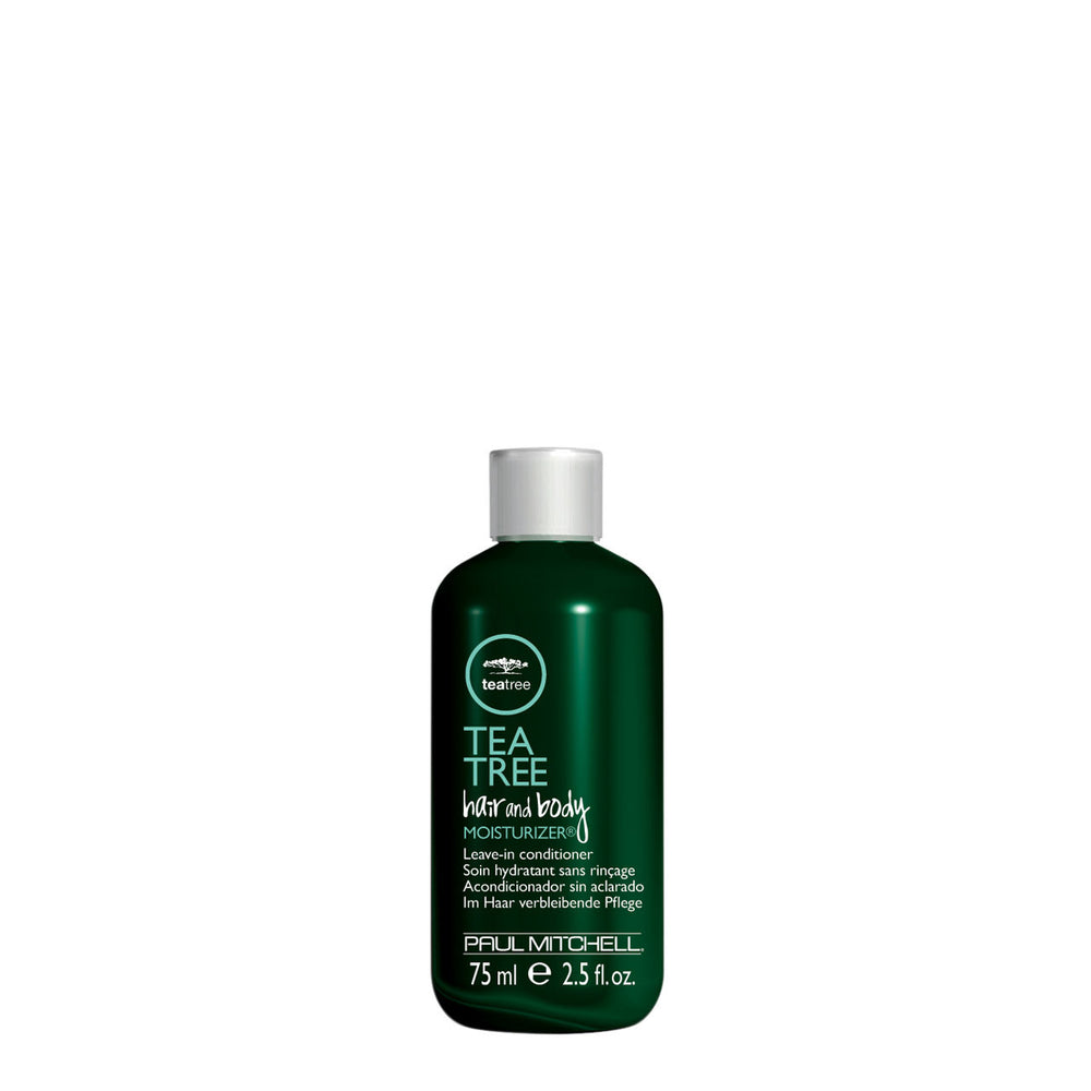 Tea Tree Hair And Body Moisturizer 75ml