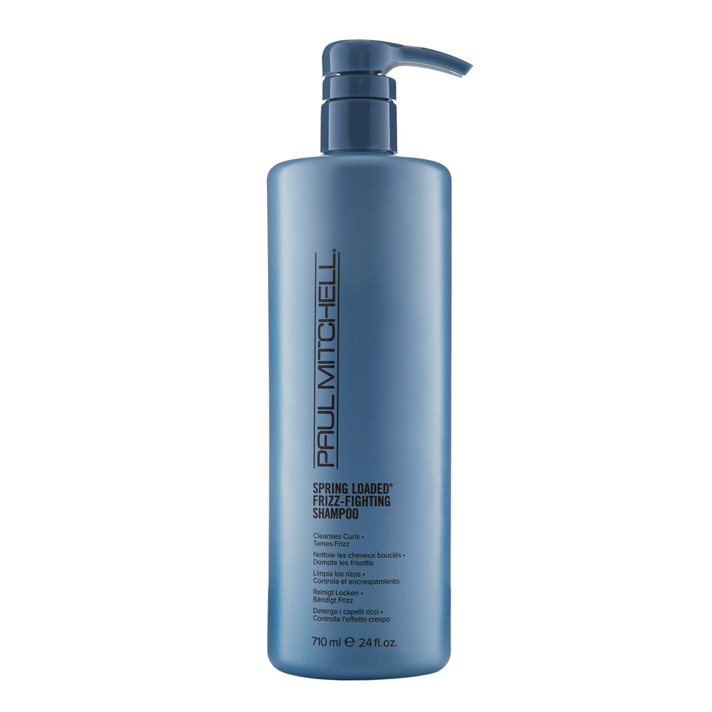 Spring Loaded Frizz-Fighting Shampoo 710ml