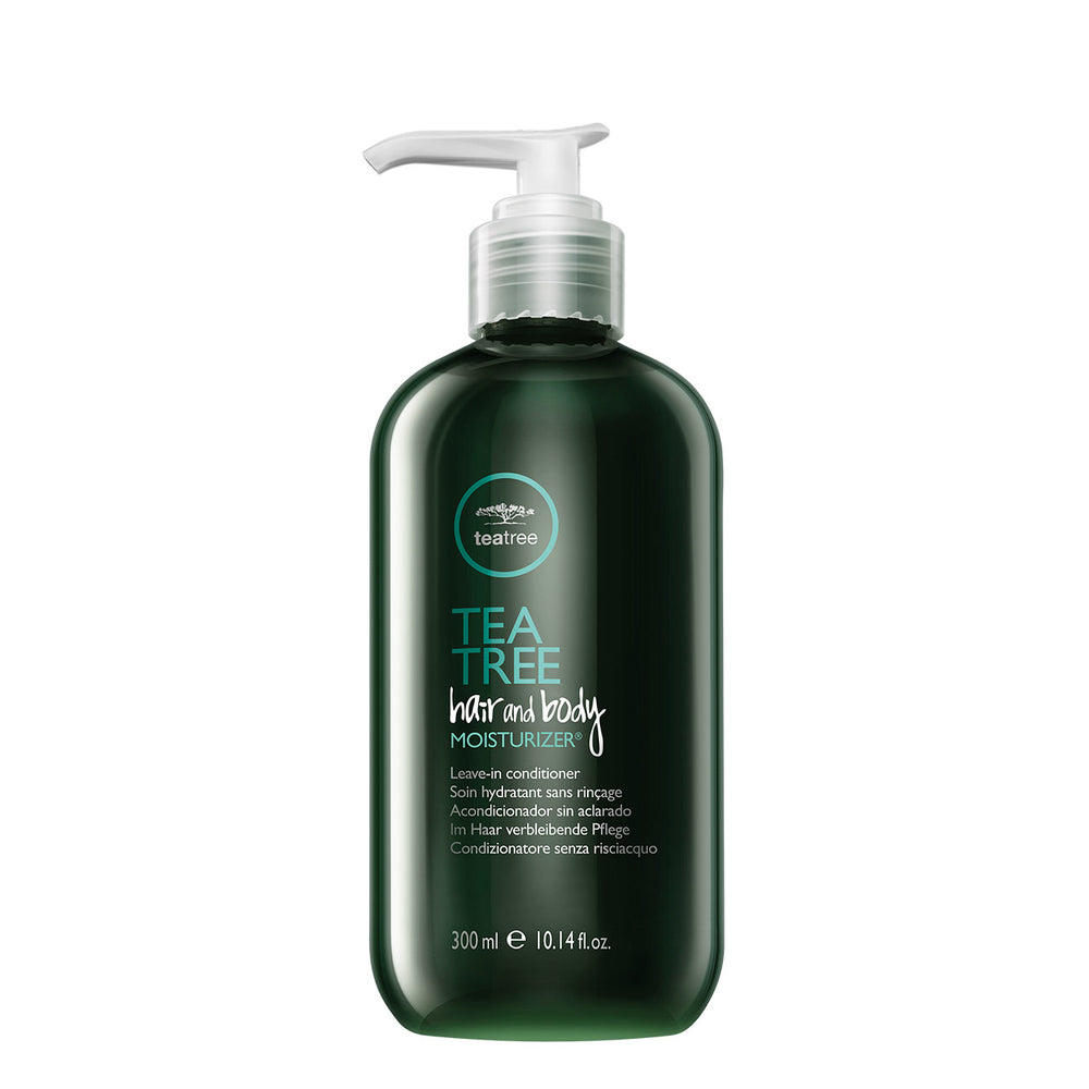 Tea Tree Hair And Body Moisturizer 300ml