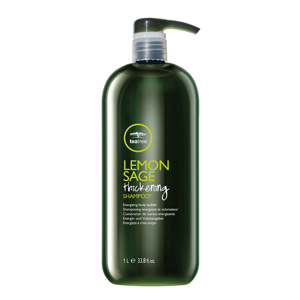 Lemon Sage Thickening Shampoo 1000ml