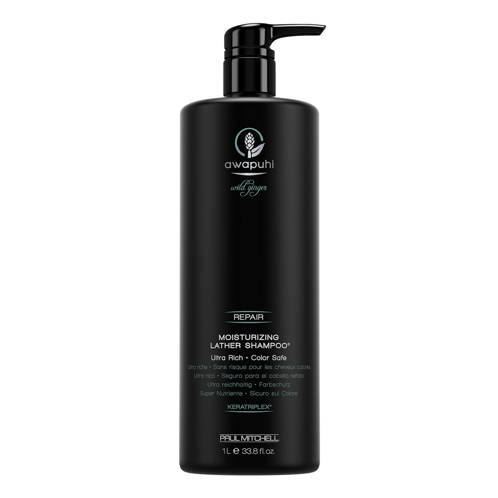 Awapuhi Moisturizing LatherShampoo 1000ml