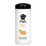 JP Pet Full Body and Paw Wipes - 45 sheets