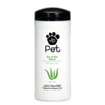 JP Pet Ear and Eye Wipes - 45 sheets