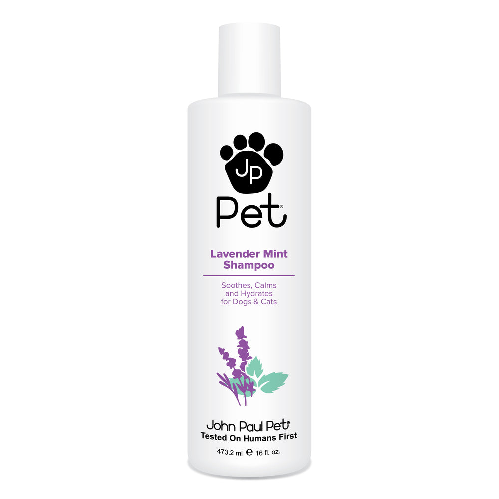 JP Pet Lavender Mint Shampoo 473ml