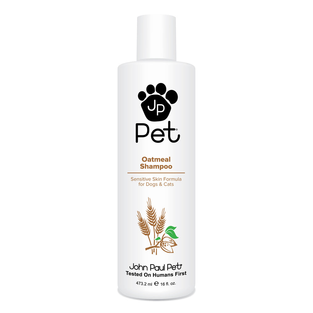 JP Pet Oatmeal Shampoo 473ml