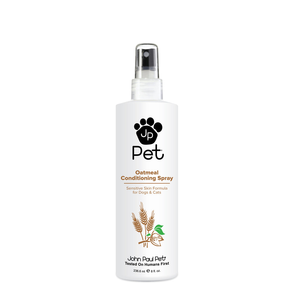 JP Pet Oatmeal Conditioning Spray 236ml