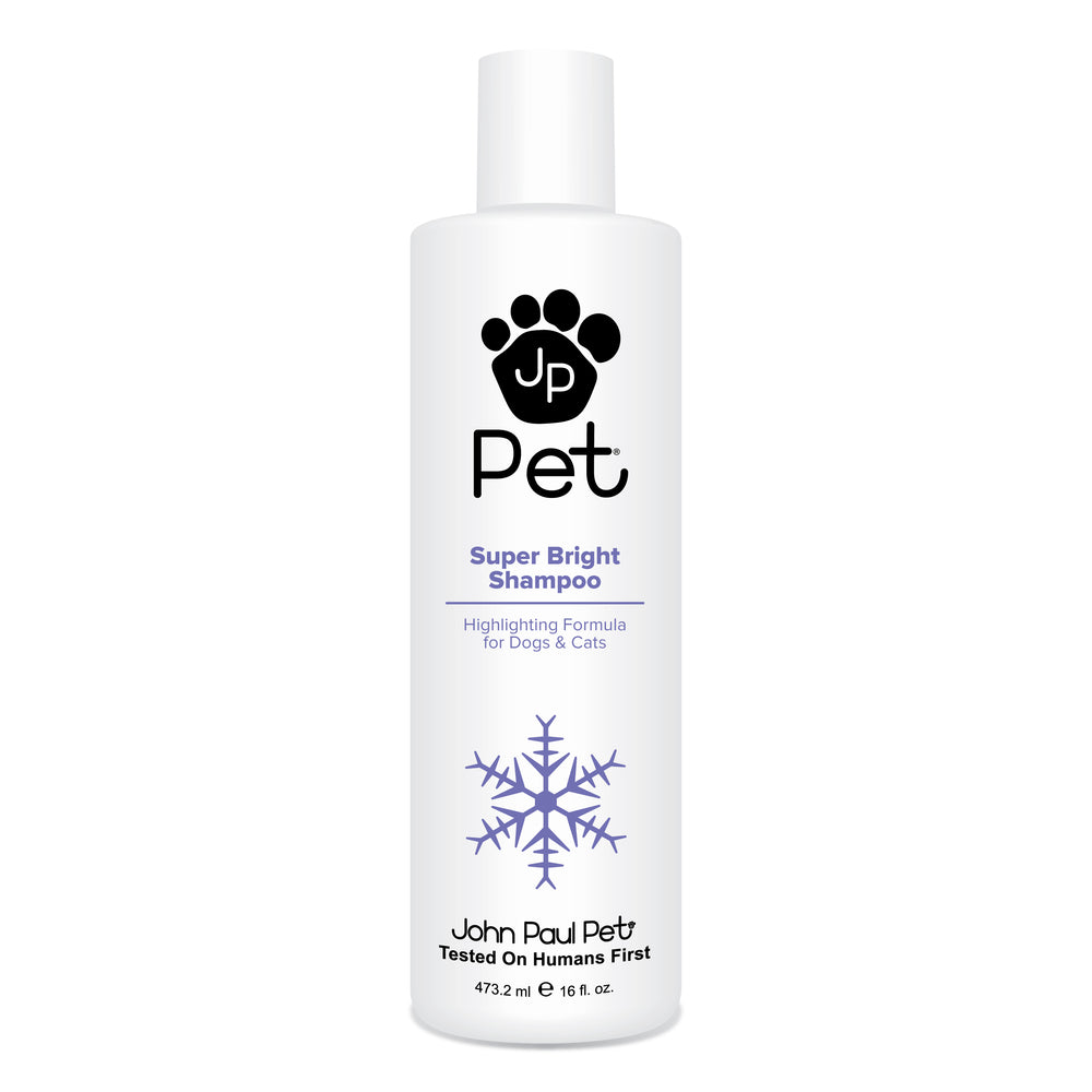 JP Pet Super Bright Shampoo 473ml